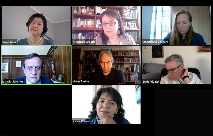 Desafíos de la educación en Chile: esto plantean autoridades y líderes del mundo